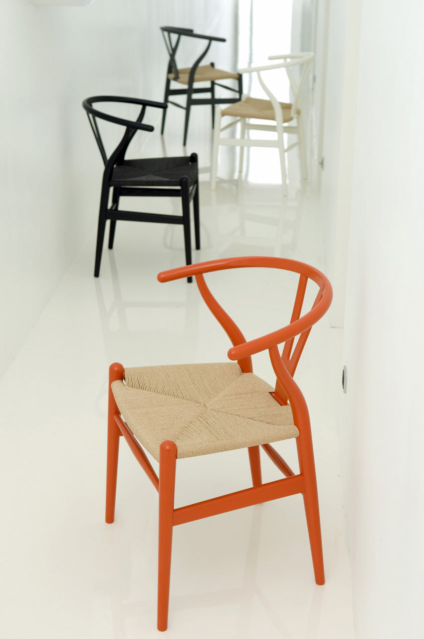 Wishbone Chairs Wishbone Chair By Hans J Wegner For Carl Hansen Søn Design Milk