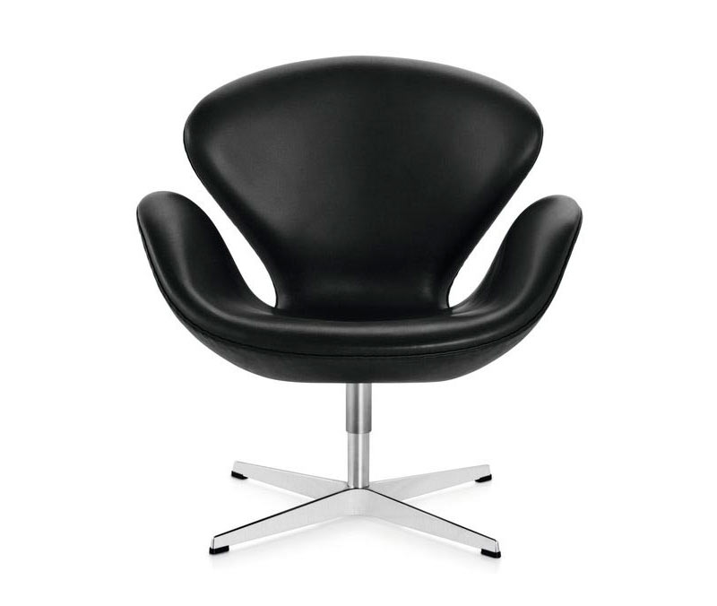 Making A Modern Mark In Manufacturing Swan Chair Design
