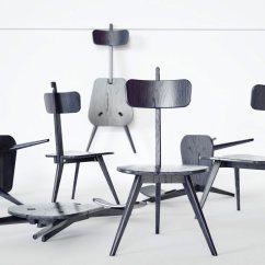 3 Legged Chair Oxo Tot High Seedling A Three That Neatly Folds Flat Design Milk