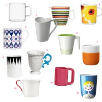 Roundup: 12 Modern Mugs - Design Milk