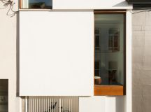 An Existing Home & Modern Addition Become One - Design Milk