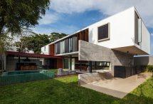 Modern Concrete House
