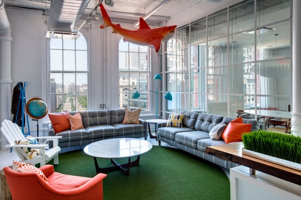 fun office design ideas Welcome to the Law Offices of Fun, Quirky, and Whimsical - Design Milk