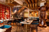 A French Fine Dining Restaurant with a Bohemian Twist ...
