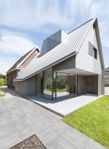 Dutch House Design Contemporary