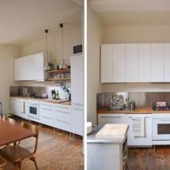 The Best Way To Clean Kitchen Cabinets Granite Tables 12 Scandinavian-inspired Kitchens - Design Milk