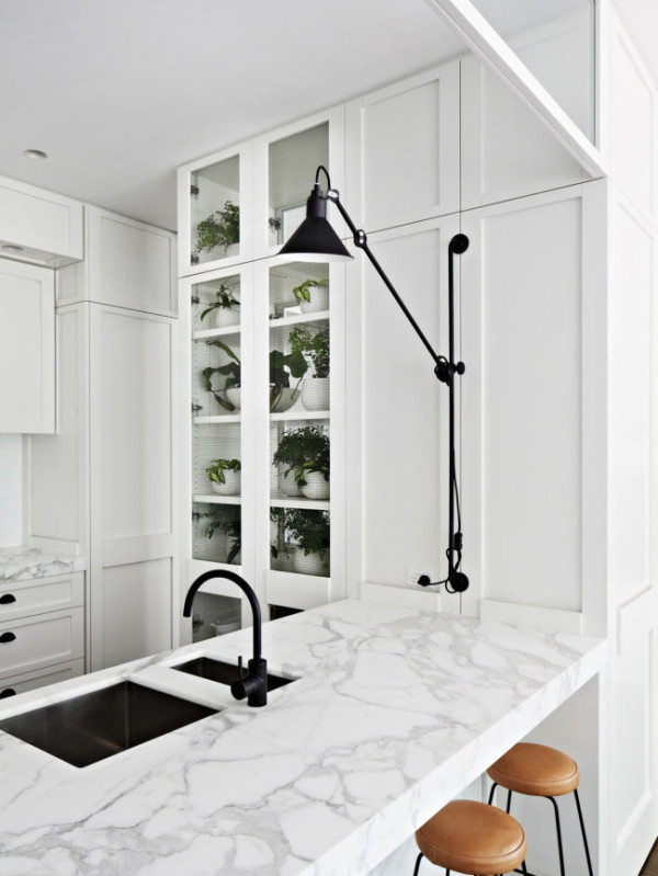black faucet kitchen catalogs is the new design milk photo by ws workshop