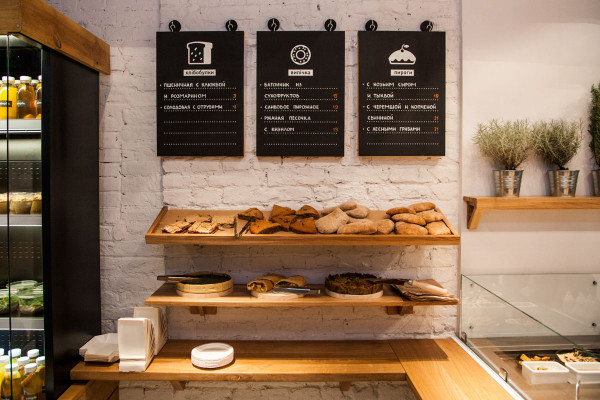 Quick Service Restaurant Interior Design