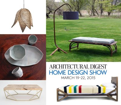 The 2015 Architectural Digest Home Design Show is Almost ...
