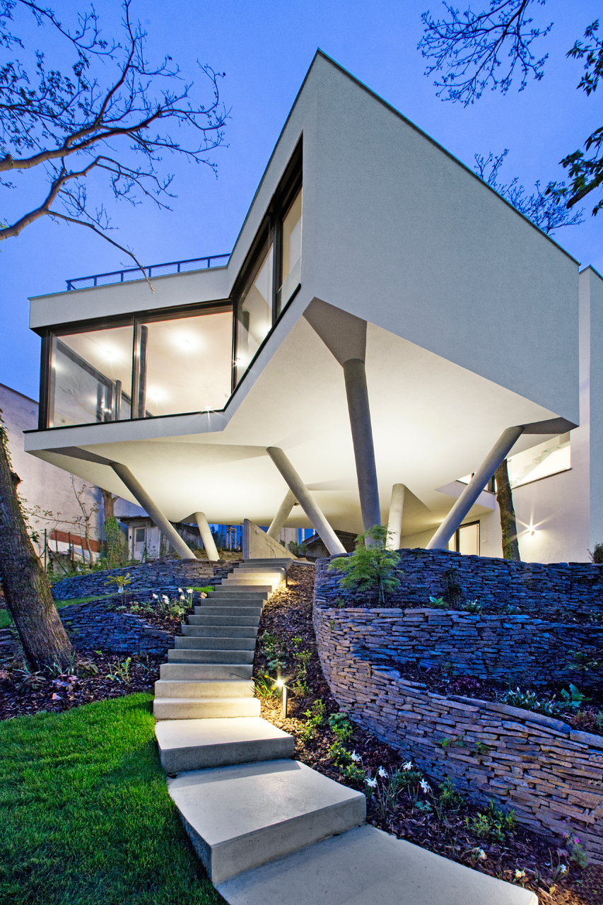 Modern Architecture Homes Los Angeles