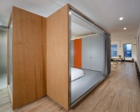 Loft Has Clever Privacy Ideas for Small Spaces - Design Milk