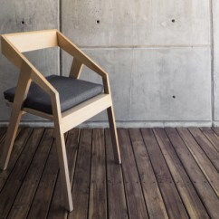 Handmade Wooden Chairs Fire Pit And Furniture By Collaptes Design Milk Cyntia Briano 4 Chair