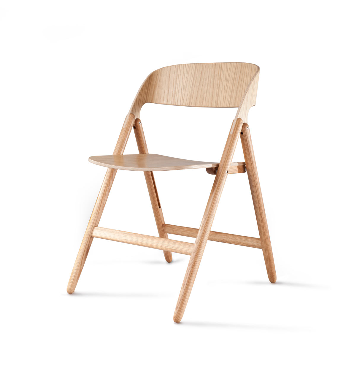 Fold Up Chairs The Folding Chair Gets A Modern Update Design Milk