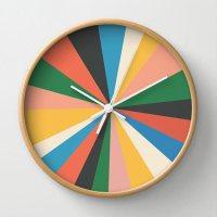 8 Creative Wall Clock Designs from Society6 - Design Milk