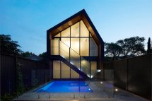 Victorian Modern House Extension