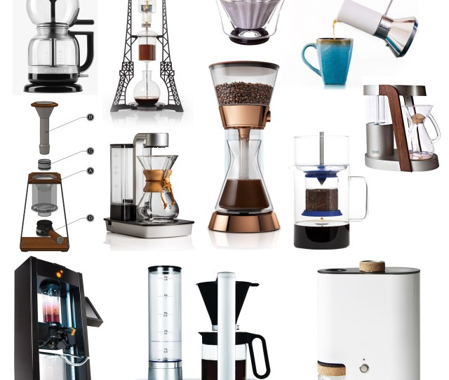 12 Of The Best In Coffee Brewing Technology