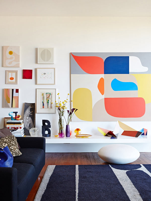 10 rooms with oversized