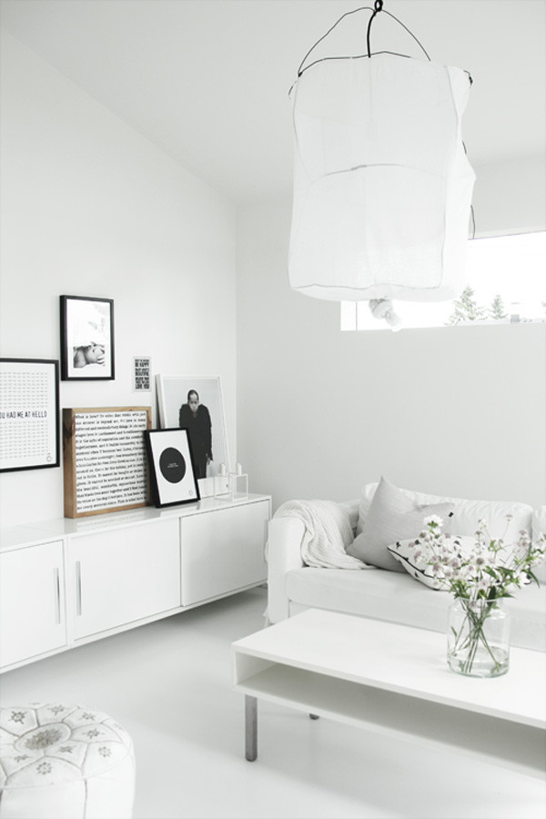 all white living room decor contemporary rugs for decorating ideas 10 rooms design milk photo by elisabeth heier