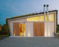 Jewel Box House by Design Paradigms - Design Milk