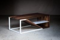 Harkavy Furniture Focuses on Wood & Steel - Design Milk