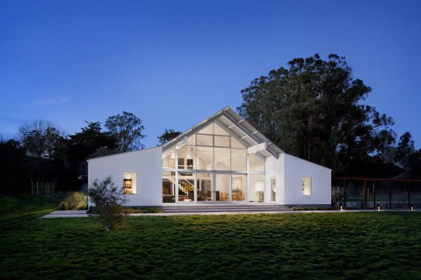 Modern Ranch Style Barn Houses