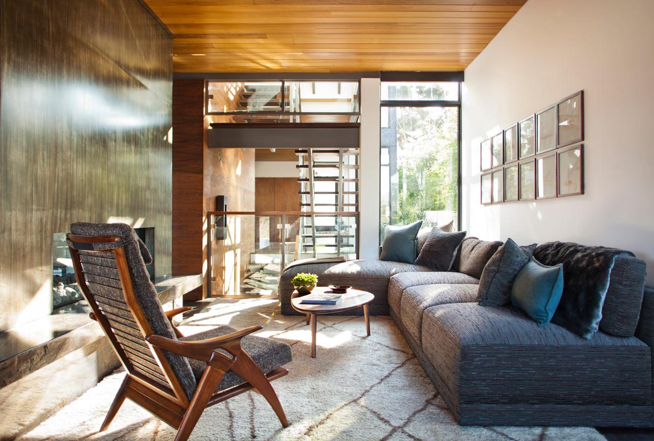 House with a MidCentury Modern  Italian Feel  Design Milk