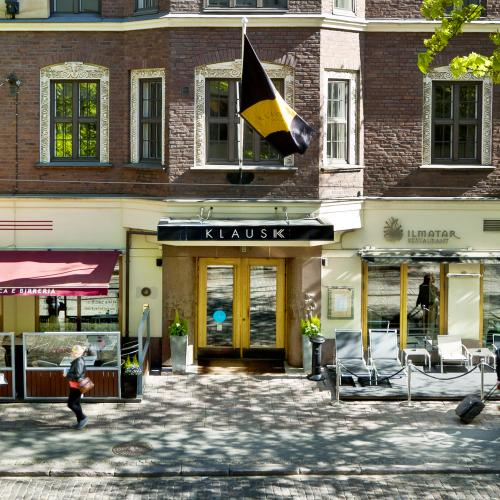Helsinki Design Hotel