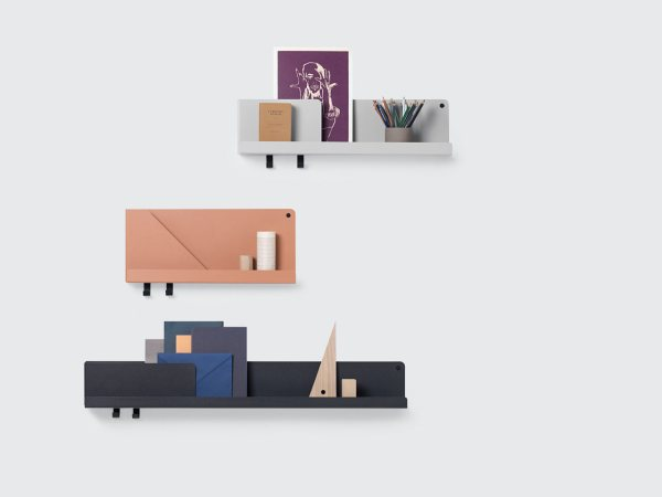 Minimalist Wall Display Shelves