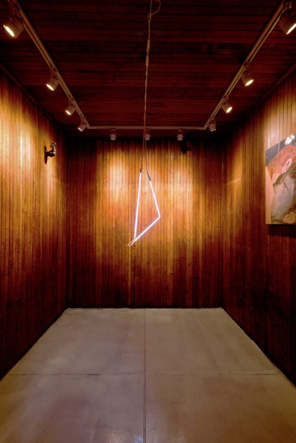 Michael Yarinsky Makes Showroom Art Much