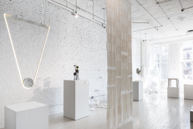 Colony S Conceptual Exhibition Lightness The Full
