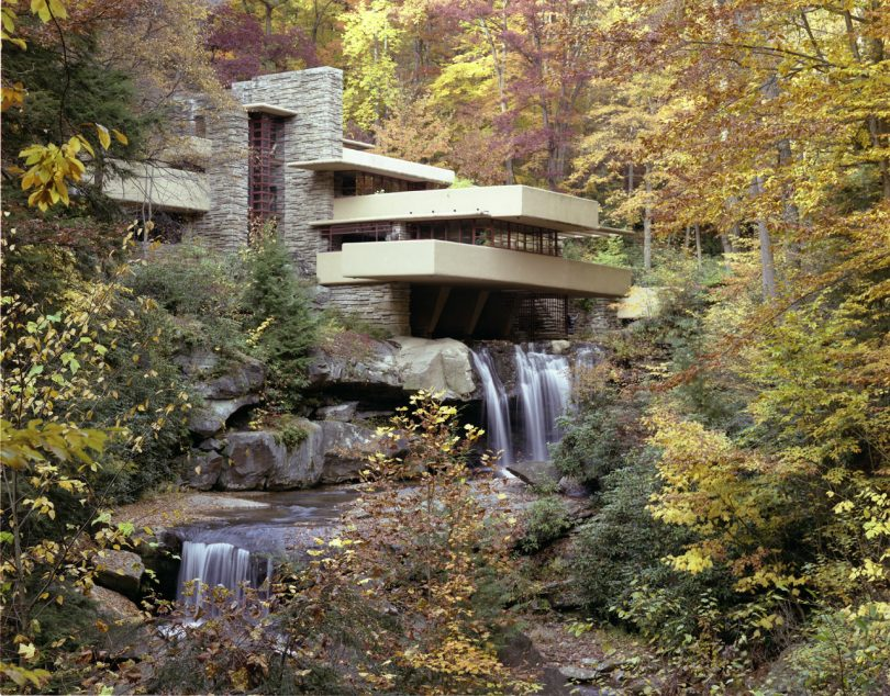 How Today's Designers are Influenced by Frank Lloyd Wright's Principles