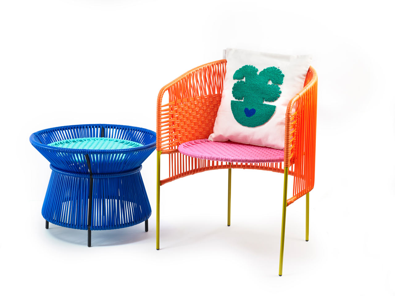 Colorful Patio Chairs Ames Launches Caribe A Colorful Outdoor Collection Made