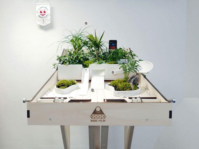 Makerball: A Simple, DIY Pinball Machine Kit