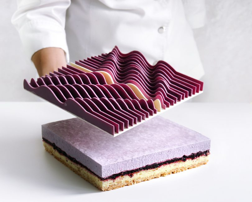 When a Sculptor, Engineer, and Pastry Chef Decide to Make Dessert
