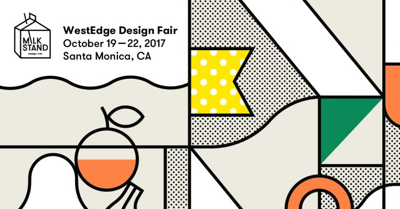 The Milk Stand Is Popping Up At The WestEdge Design Fair