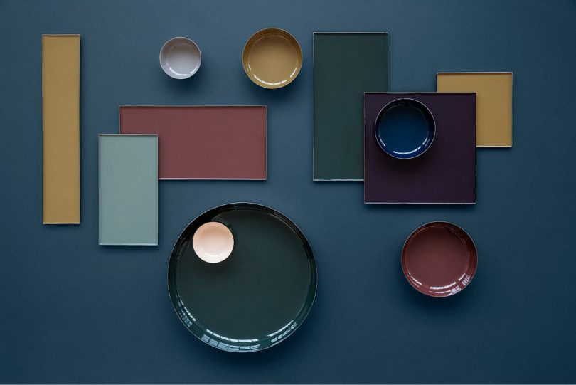 Perfectly Curated Tableware Compositions That Make Us Calm