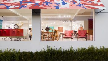 359f43383f5 Knoll Creates a Moroccan-Inspired Showroom for Its Home Design Shop ...