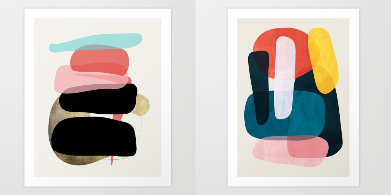 art prints from society6