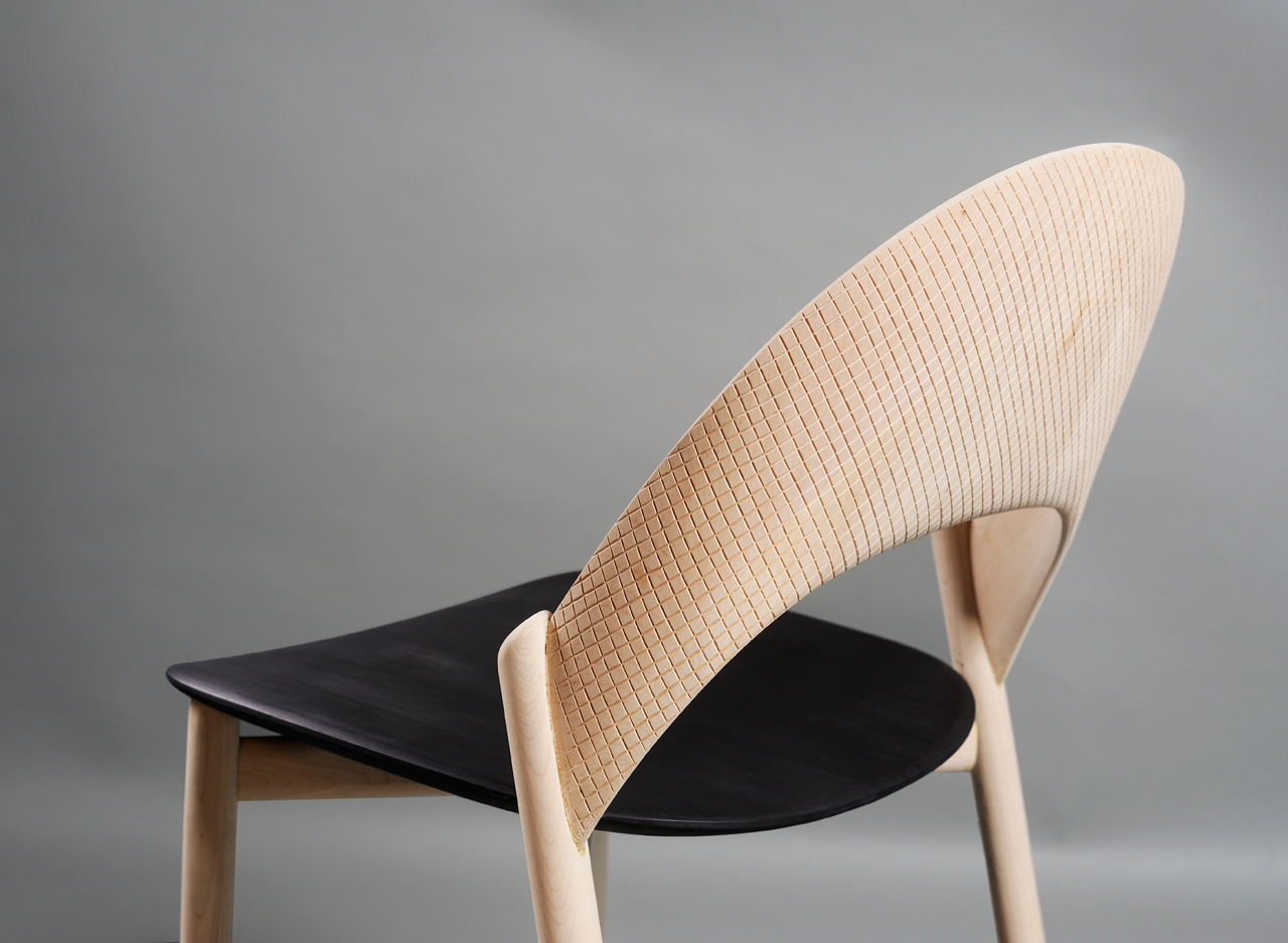 Will Chair The Solid Wood Sana Dining Chair Will Hug You While You Sit