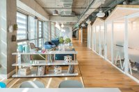 The Mixer: A Shared Office Space in Tel Aviv - Design Milk