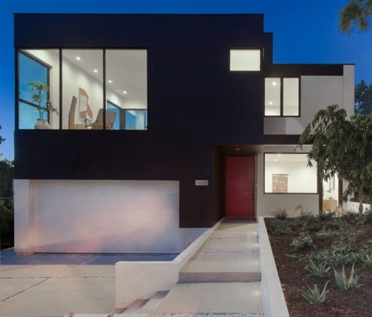 SL House: A Hillside Residence in Los Angeles by Aaron Neubert Architects
