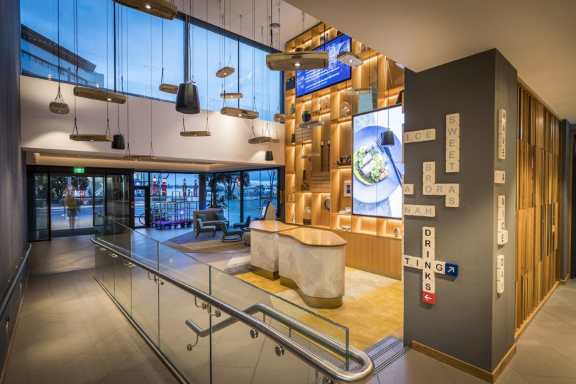 Kiwi Cool: The M Social Hotel in Auckland, New Zealand