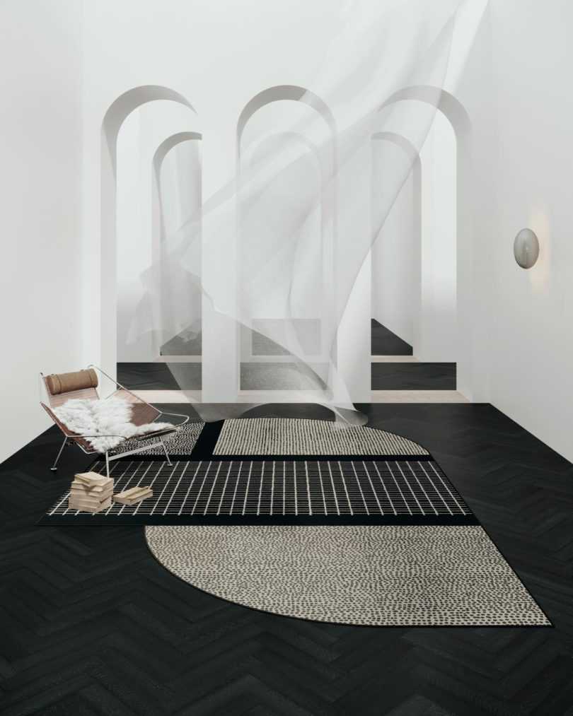 shaw contract releases forum a graphic and textural carpet collection