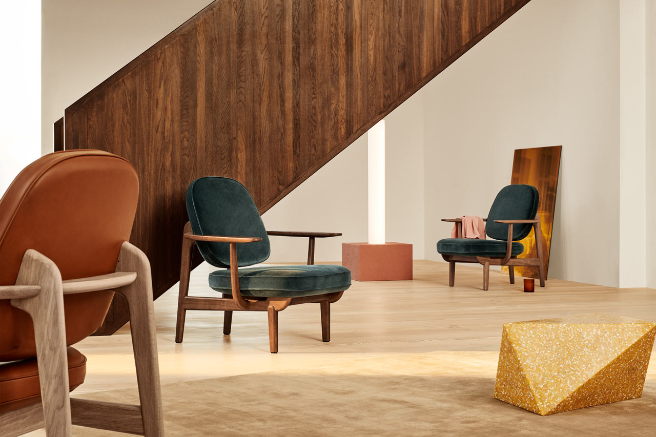 Fritz Hansen Chairs Fritz Hansen Unveils Latest Collaboration With Jaime Hayon Lounge