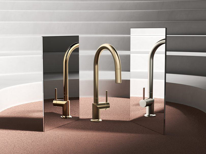 brizo combines thoughtful design