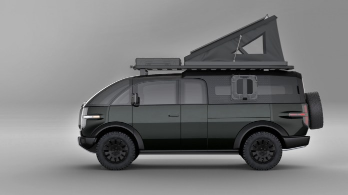 The Canoo Electric Pickup Truck Is Everything The Tesla Cybertruck Is Not