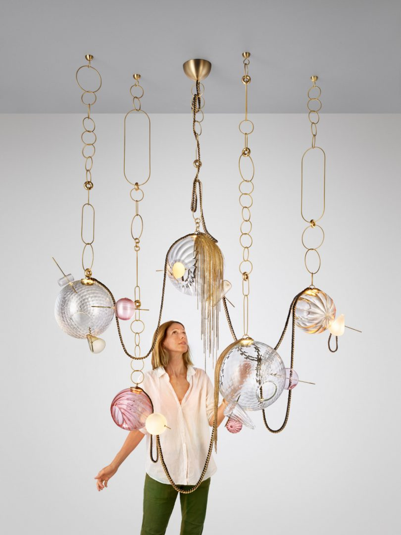 lighting collection by lindsey adelman
