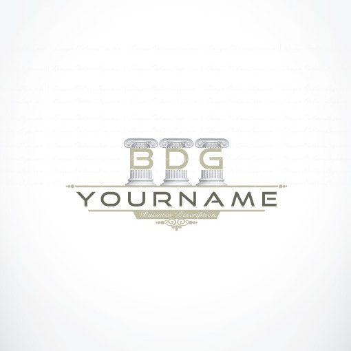 Exclusive Design: Initials Lawyers logo + Compatible FREE