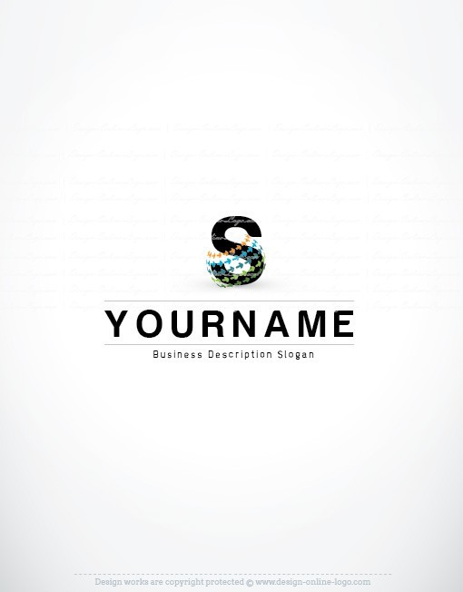 Exclusive design: Initials Finance logo + FREE Business Card