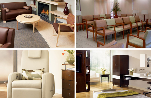 Healthcare Furniture Solutions from Design Resource Group